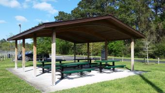 South Woodland Hills Pavilion example